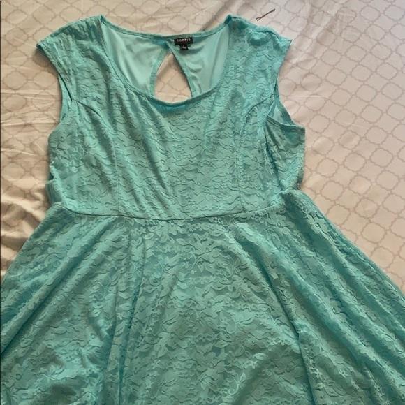 torrid Dresses & Skirts - Torrid lace skater dress